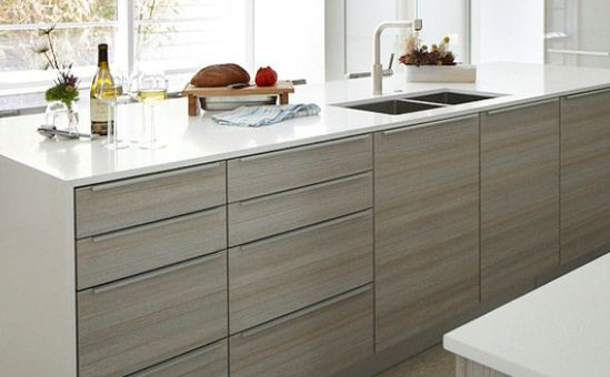 Countertop Overhang : ... countertop overhang. Although some functionality is sacrificed, it